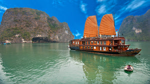 Destination: Ha Long Bay, Vietnam-World Smart Apparel