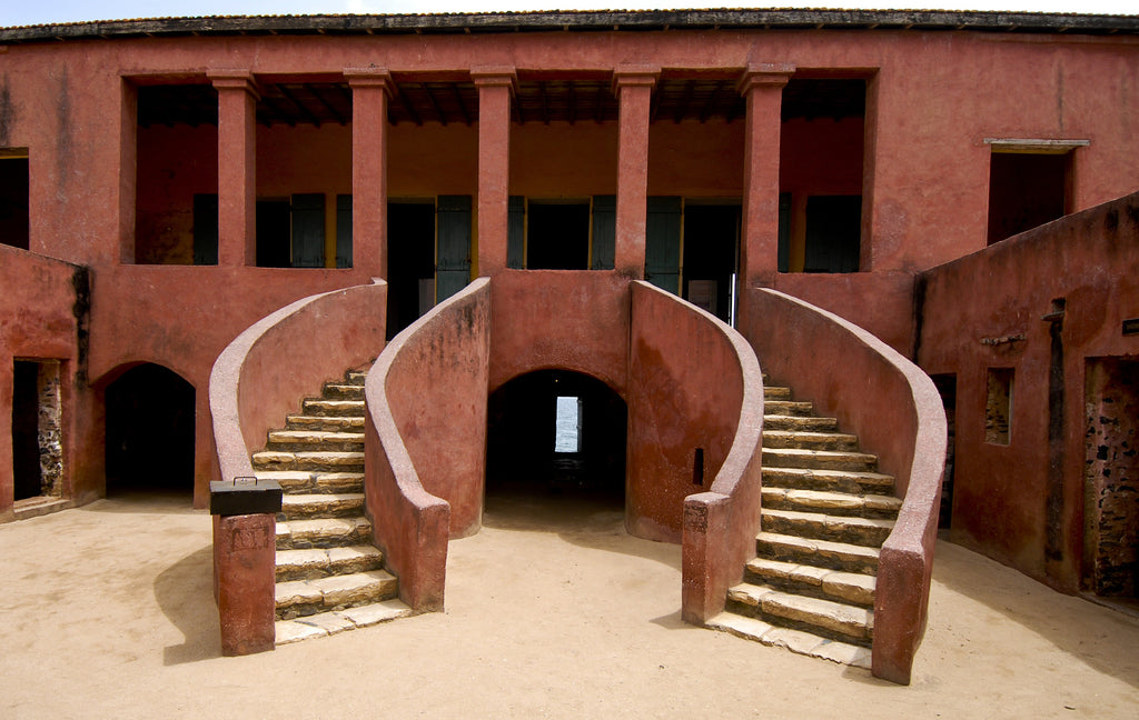 The Door of No Return, Goree Island, Dakar, Senegal
