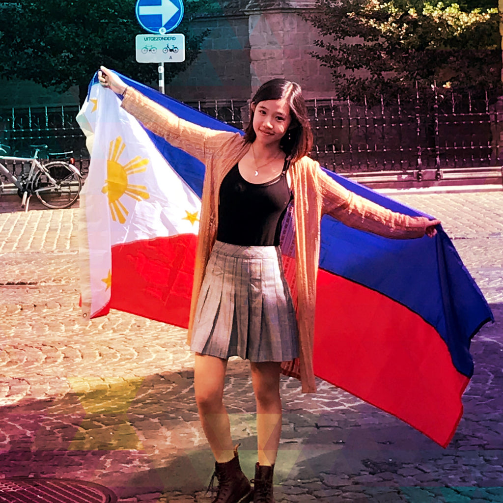 Exchange Student from the Philippines in Belgium