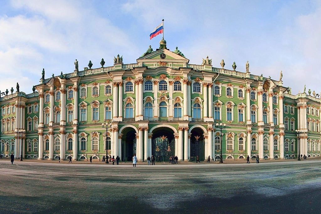 The Hermitage Museum St. Petersburg, Russia
