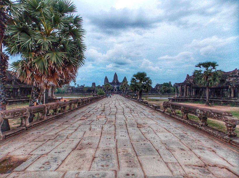 Cambodian Temples