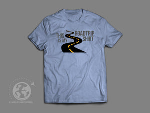 World Smart Road Trip T-Shirt-World Smart Apparel