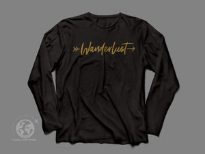 World Smart Wanderlust Long Sleeve Travel Shirt-World Smart Apparel