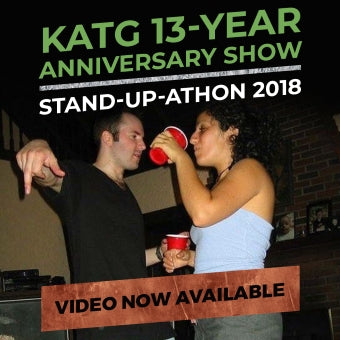 KATG Stand-Up-Athon 2018 [VIDEO]