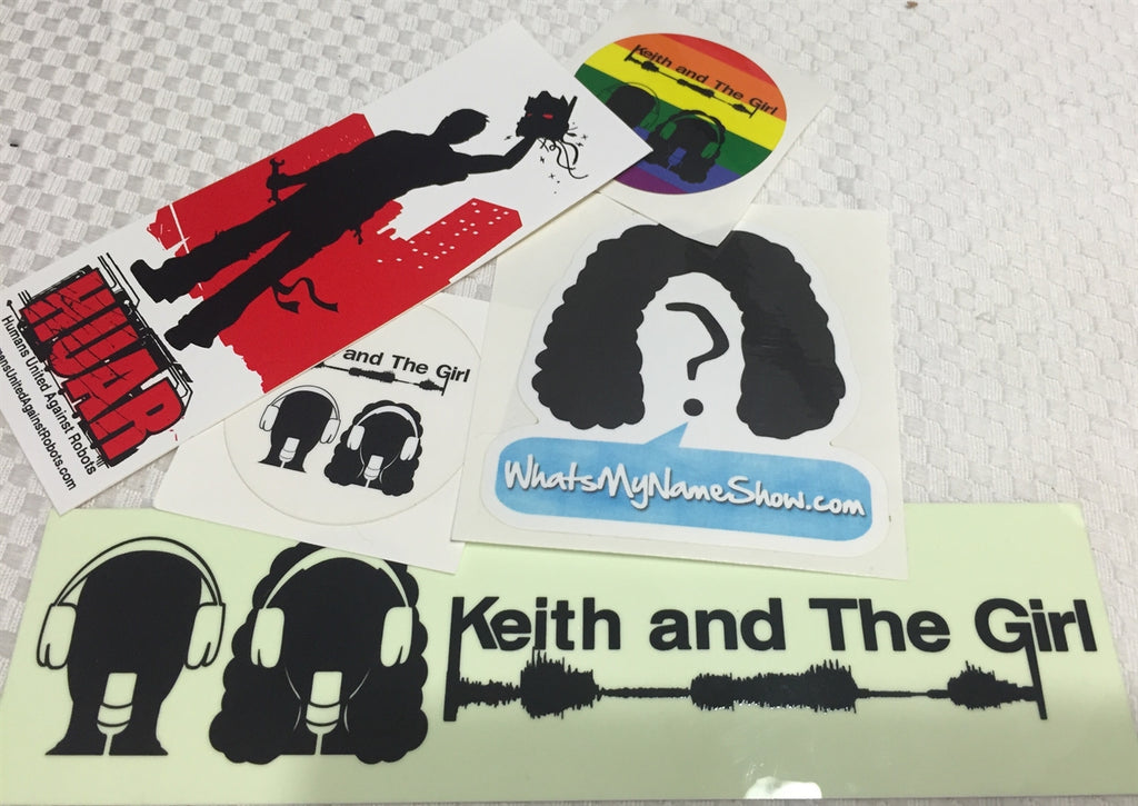 KATG Sticker Package