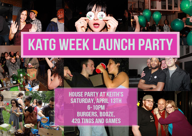 Launch Party - Limited Availability
