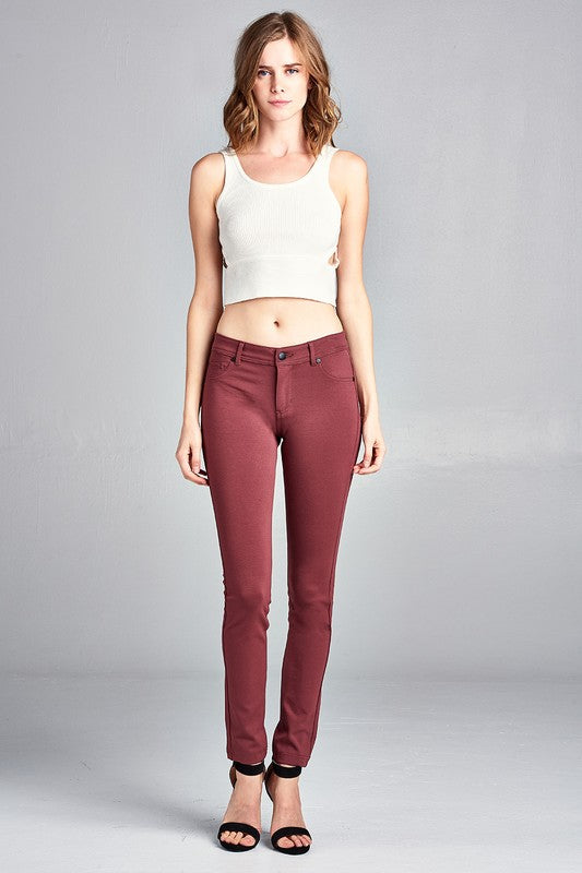 Super Stretch Skinny - 8 Colors - Restocked Again! (smalls left)