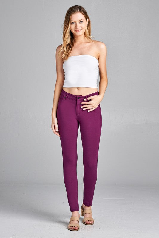 Super Stretch Skinny - 8 Colors - Restocked Again!