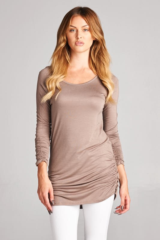 Long Sleeve Tunic - Fav Restocked!