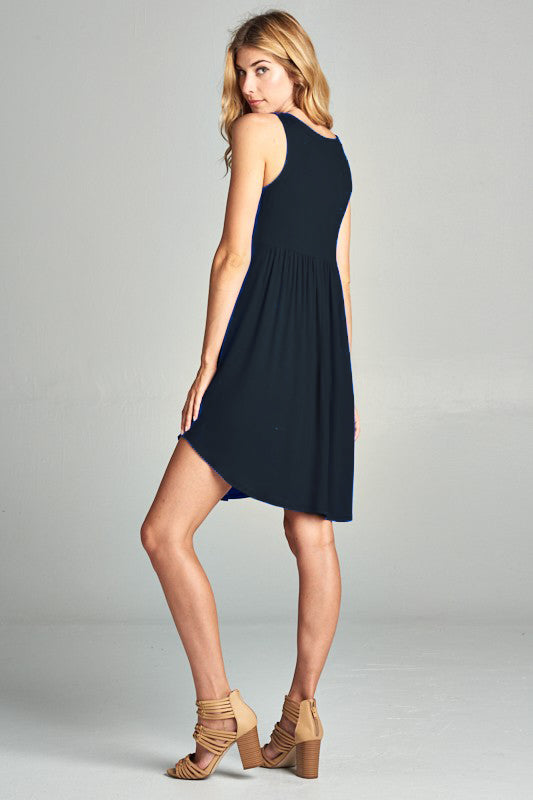 Short Swing Dress - Restocked!