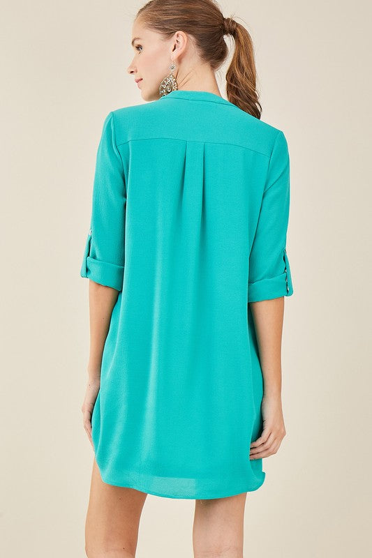 V Neck Dress/Tunic