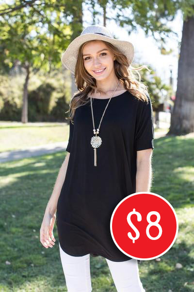 Piko Tunic Top  S-XL