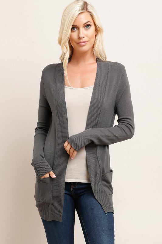 Everyday Cardigan - Restocked Again & Colors Added!