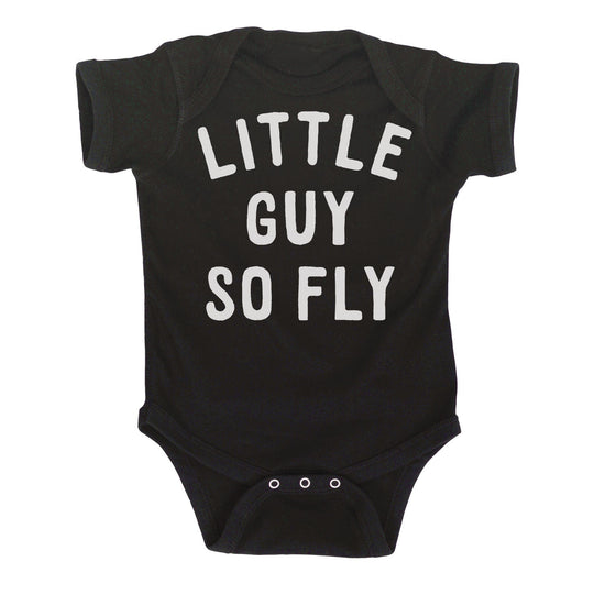 Little Guy So Fly Onesie