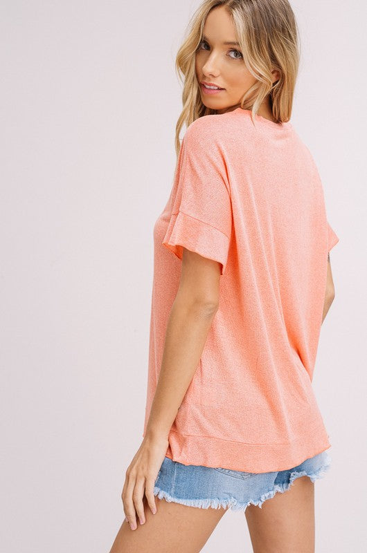 Flutter Short Sleeve T-Shirt (Restocked - 4 Colors!)