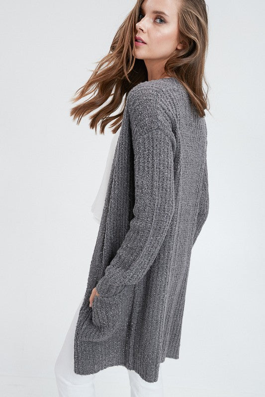 Cozy Knit Cardigan (lg left)