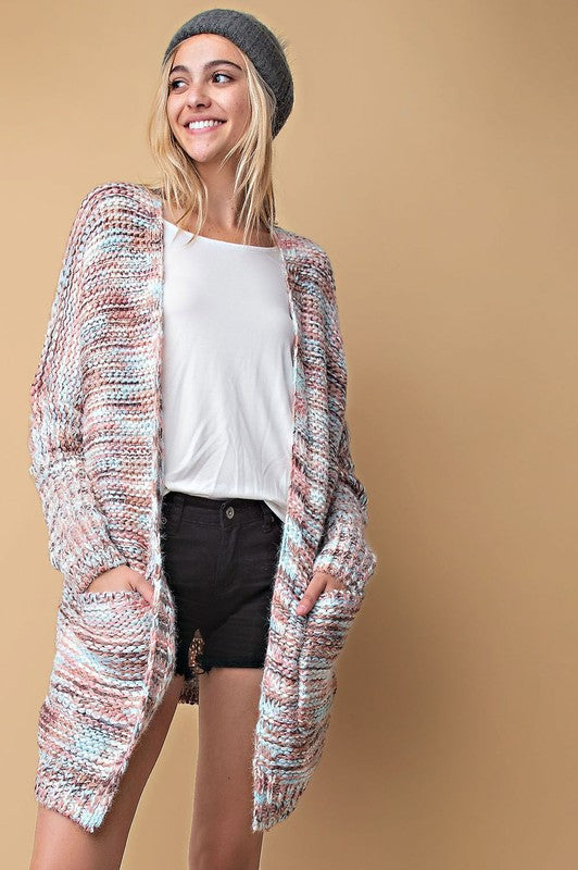 Multi Color Cardigan (lg left)