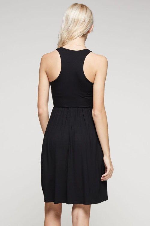 Short Racerback Dress - Restocked!