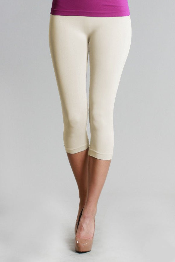 Capri Leggings - Nikibiki