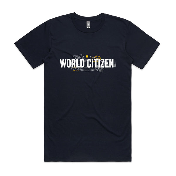 World Citizen - T-Shirt