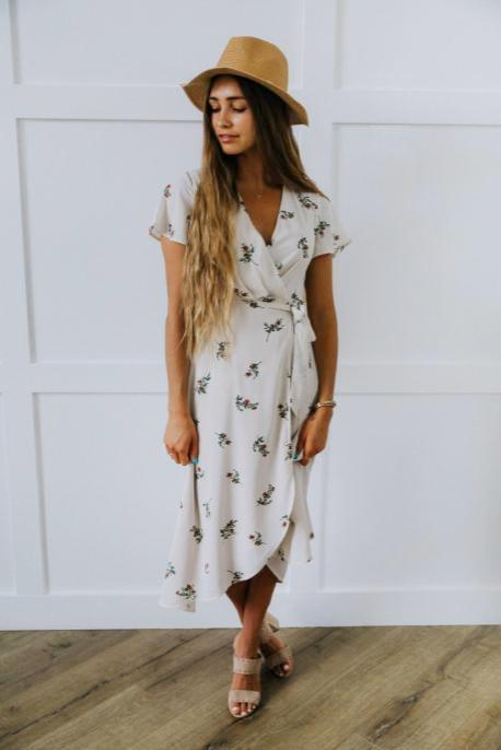 Tea Time Dress