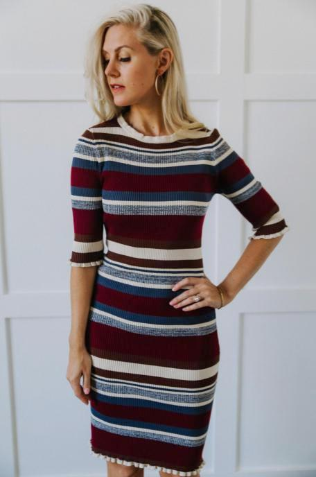 Perfect Ribbed Dress