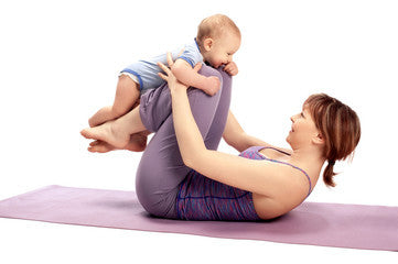Exercising with My Bundle