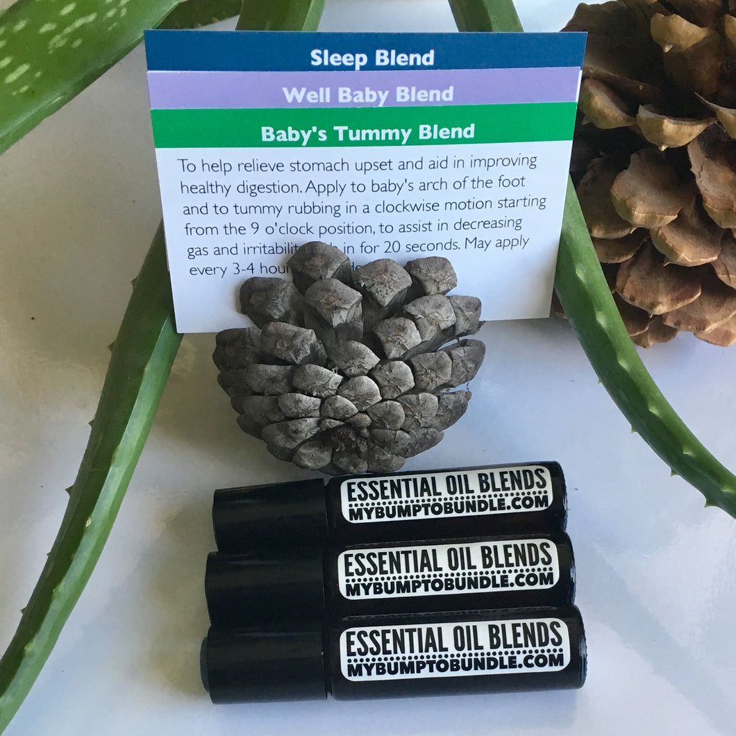 New Baby EO Blends Set