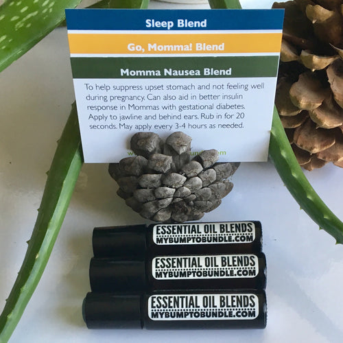 Momma-to-Be EO Blends Set