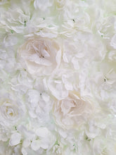 Simple Elegance - White Flower Wall for Hire