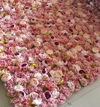 Perfectly Pink Flower Wall for Hire