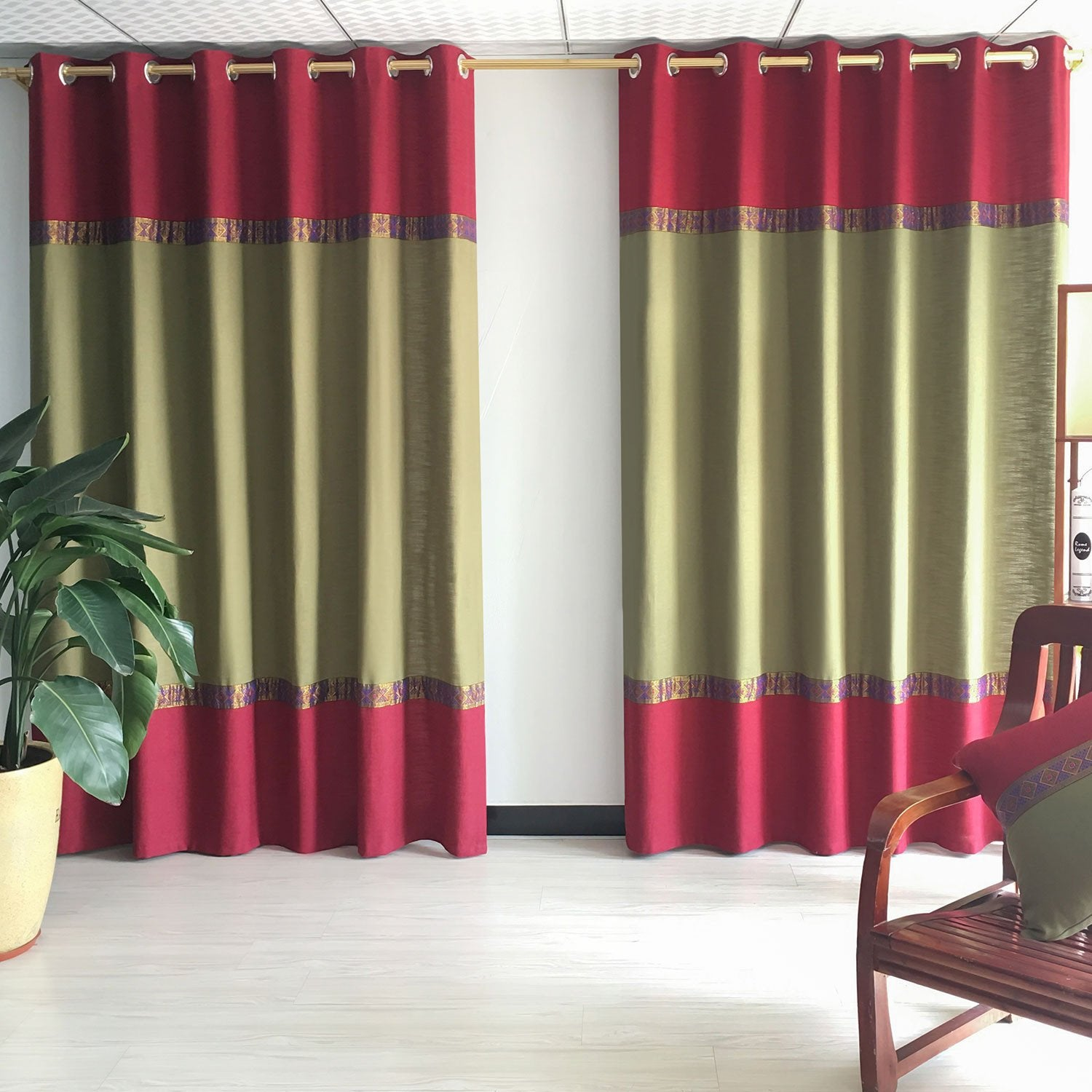 Designer-Orient-Royale-Curtains-Sydney
