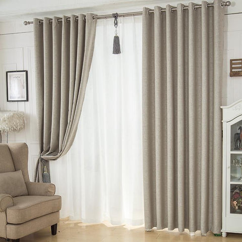 Hampton-Blackout-Ash-Grey-Curtains-Sydney