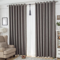 Hampton-Blackout-Aspen-Grey-Curtains-Sydney