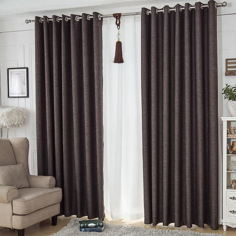 Hampton-Blackout-Charcoal-Grey-Curtains-Sydney