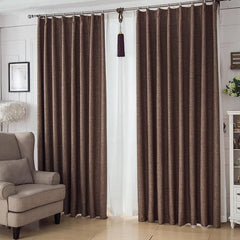 Hampton-Blackout-Choco-Brown-Curtains-Sydney