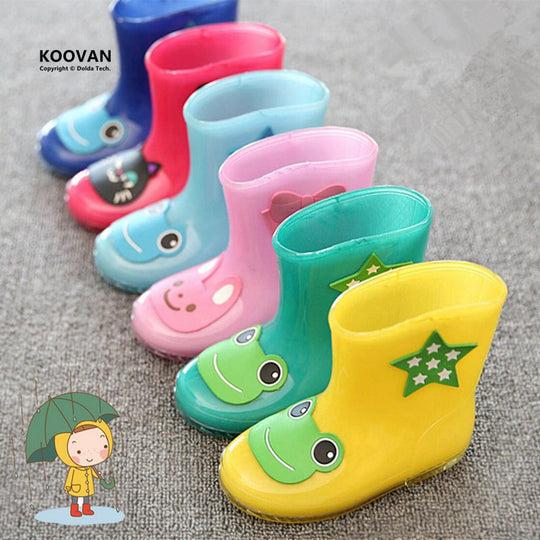 Children Rain Boots - BIBI & SAM