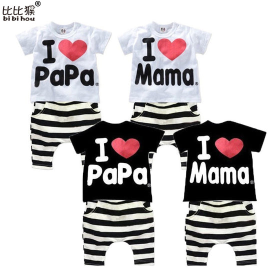 Unisex pajamas set - BIBI & SAM