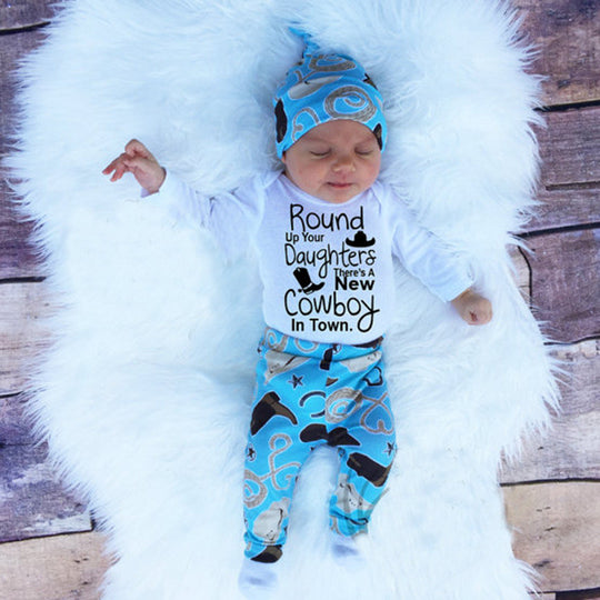 Baby Beanies, rompers and leggings - BIBI & SAM