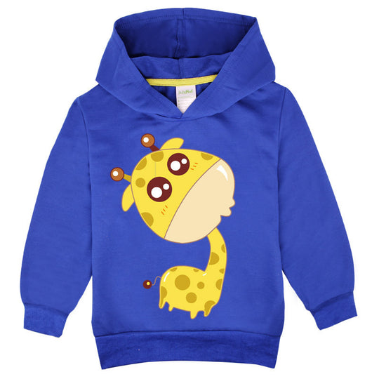 Kids Hoodies Long Sleeve - BIBI & SAM