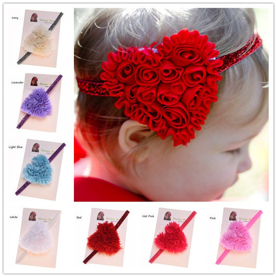 Baby Valentines Day Hair Accessories