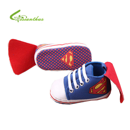 Baby boys Batman Cartoon Shoes - BIBI & SAM