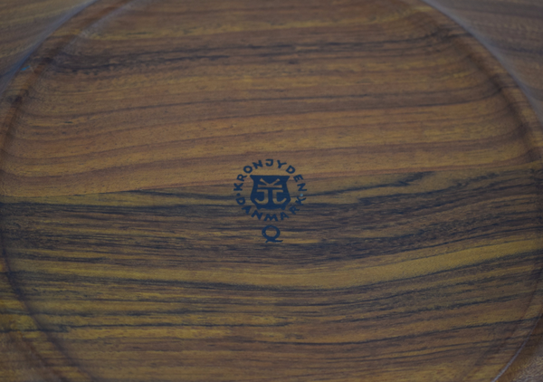 Jens Harald Quistgaard - a cover plate, teak