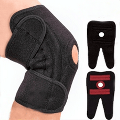 Knee Brace and Support with Galvanized Spring Support