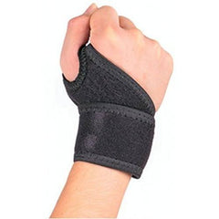 Noova Wrist Support for Gym and Sports with Thumb Loop (1 Piece)