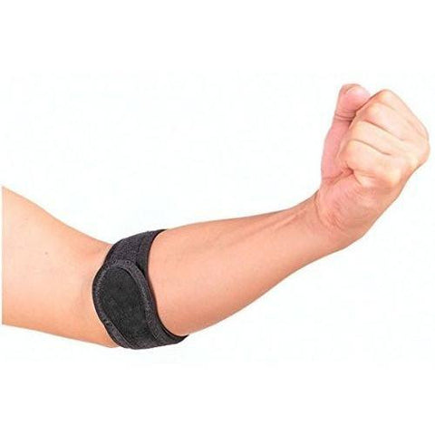 Elbow Support Sleeve Wrap Band for Golfers & Tennis Elbow