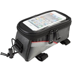 MobilX Cycling Bike Frame Bag for Smartphones (Medium)