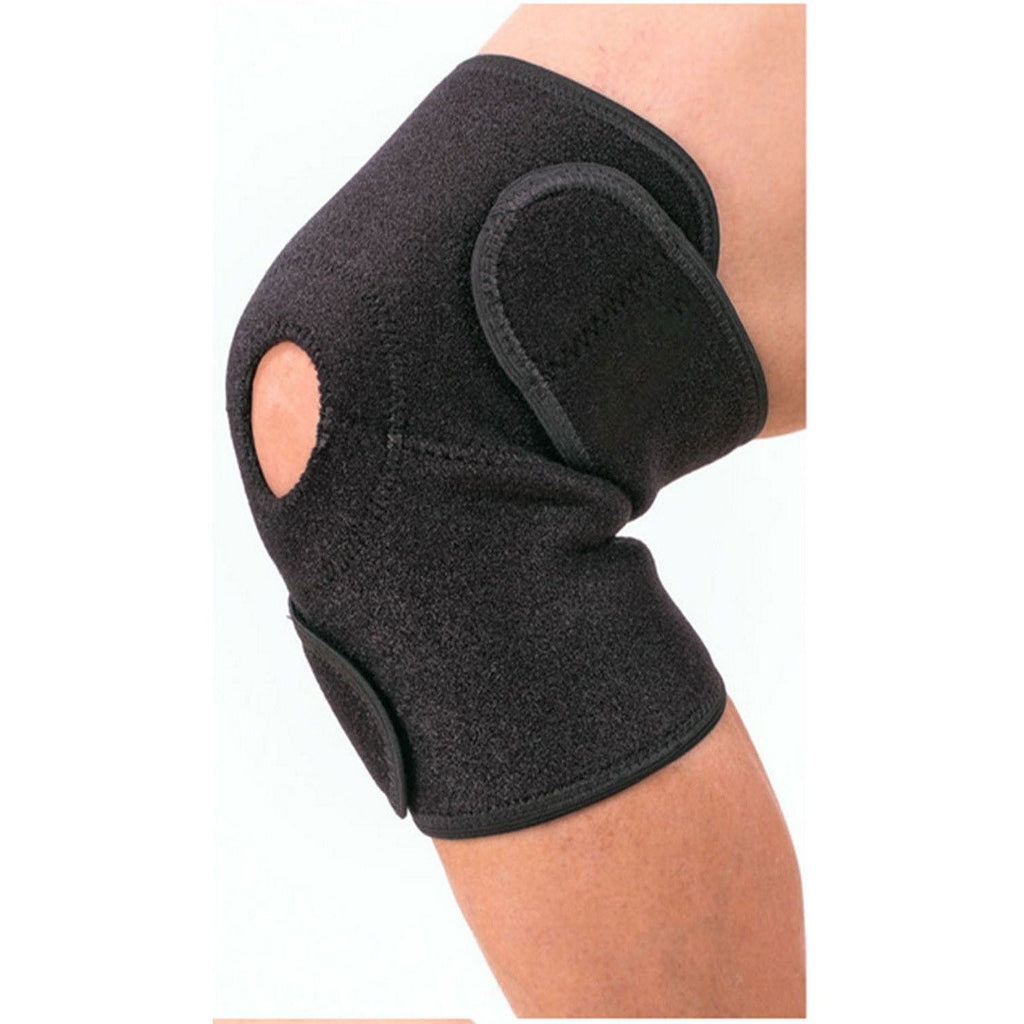 Knee Brace and Support with 2 Velcro Strap