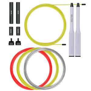 Pack Comba Fire 2.0 Plata + Lastres + Cables