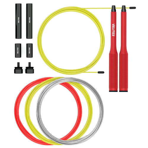 Pack Comba Fire 2.0 Roja + Lastres + Cables